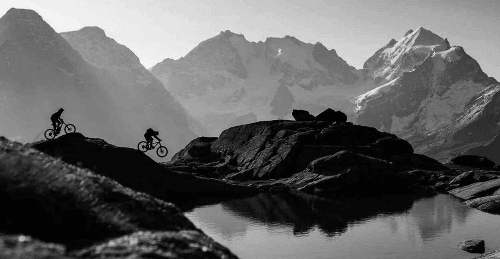 Pure MTB Rehab Camp Mountain Biking Alps Switzerland