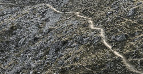 Pure MTB skills climbing technique mountain bike training Alps Switzerland