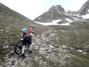 Pure MTB Alps Climb