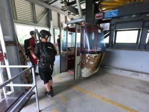 Pure MTB ski lift uplift
