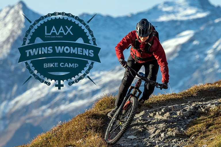 PACKAGES - Laax - Events Team - Ladies camp
