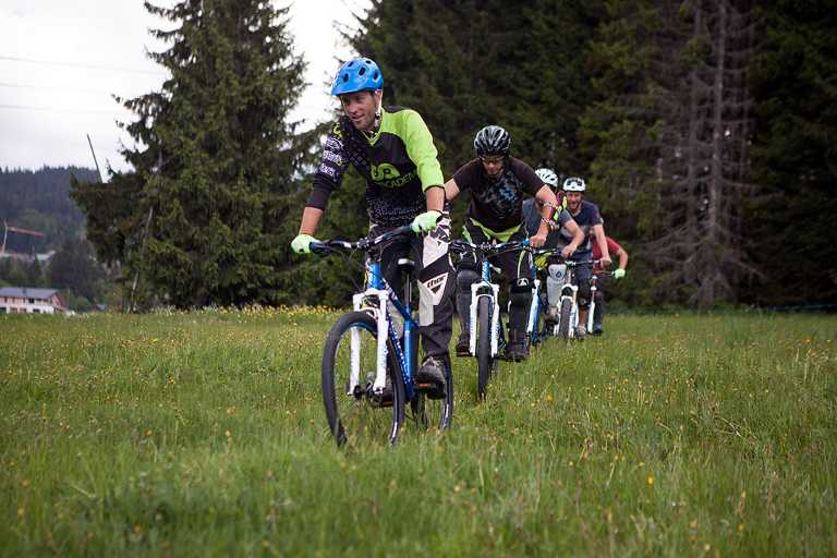 SERVICES - Morzine - Bike Academy - Adult lessons