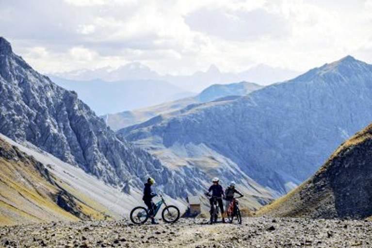TOURS - Davos - Bike Academy Davos - Classics