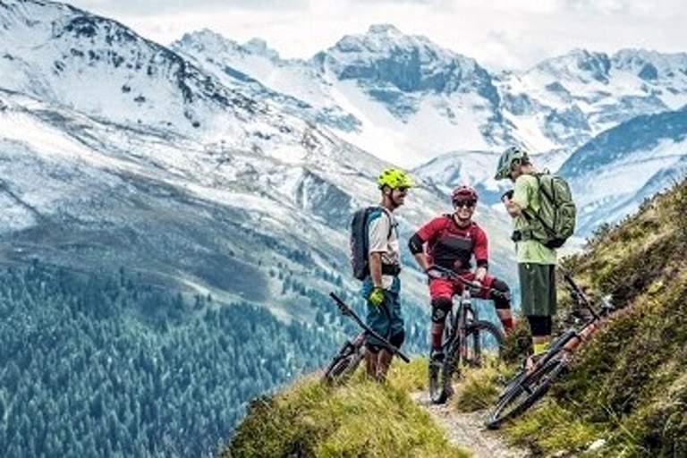 TOURS - Davos - Bike Academy Davos - Trail days