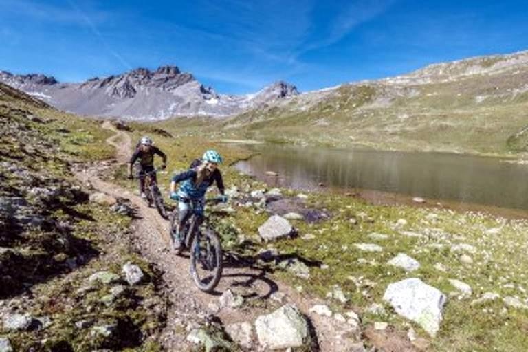 TOURS - Davos - Bike Academy Davos - ebike